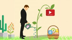 Crescer canal do Youtube
